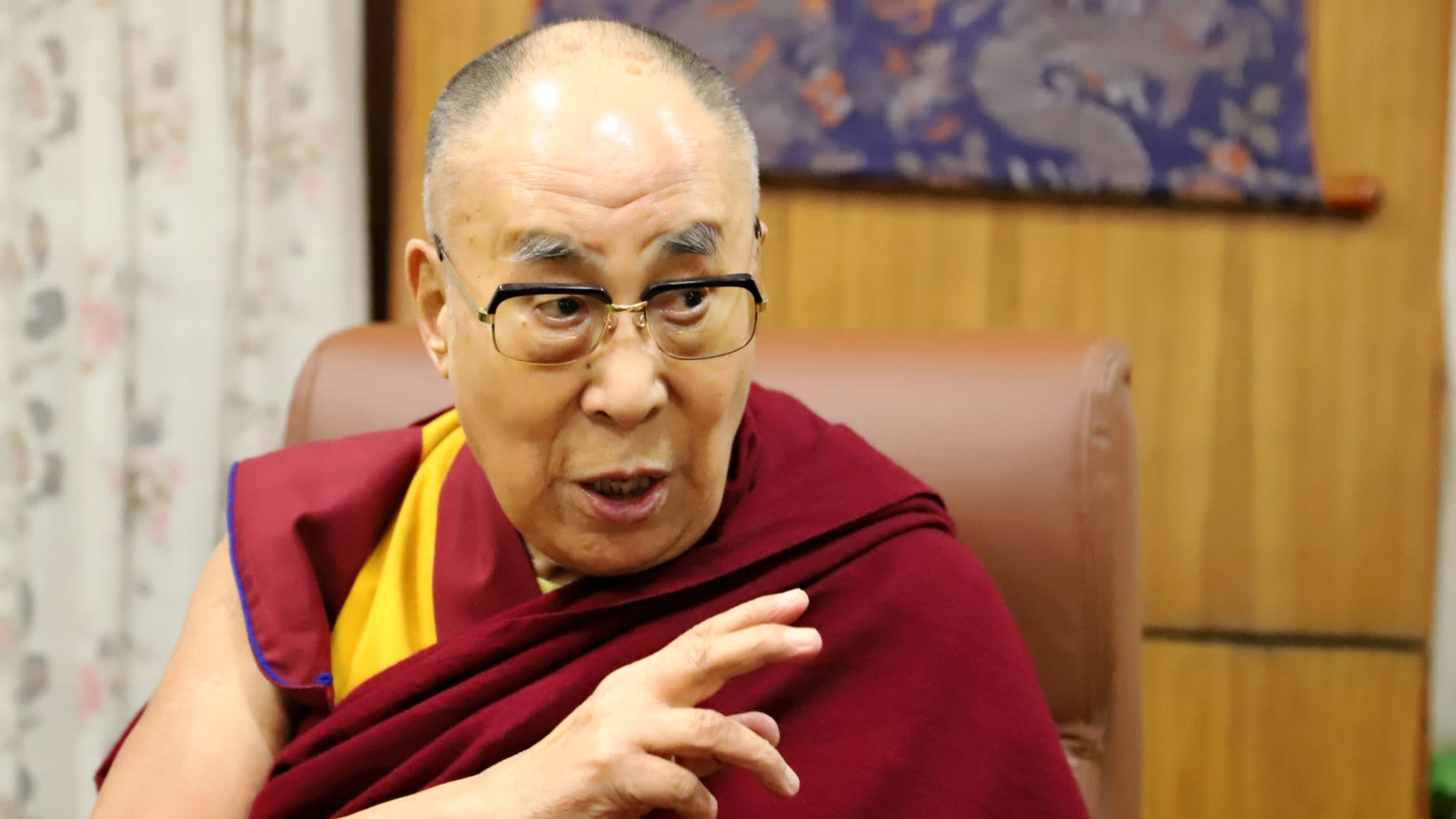 China says Dalai Lamas successor should have its approval