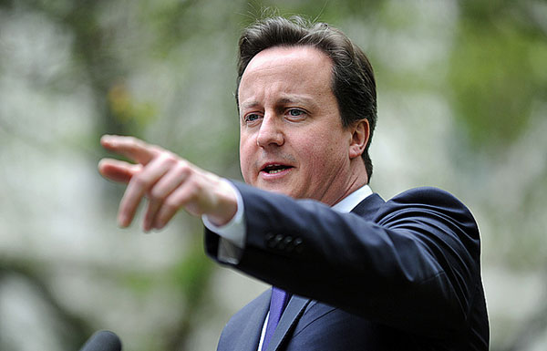 Muslim women learning English will help integration in Britain: Cameron