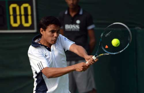 Davis Cup: Disappointing start by India, South Korea lead 2-0