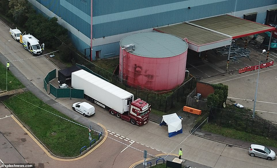 Essex lorry deaths: Driver under probe