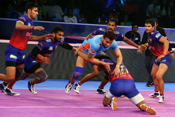 PKL 6: Delhi hammer Bengal 39-28 in second eliminator
