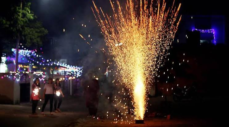 Single site for bursting crackers in Cape Town this Diwali