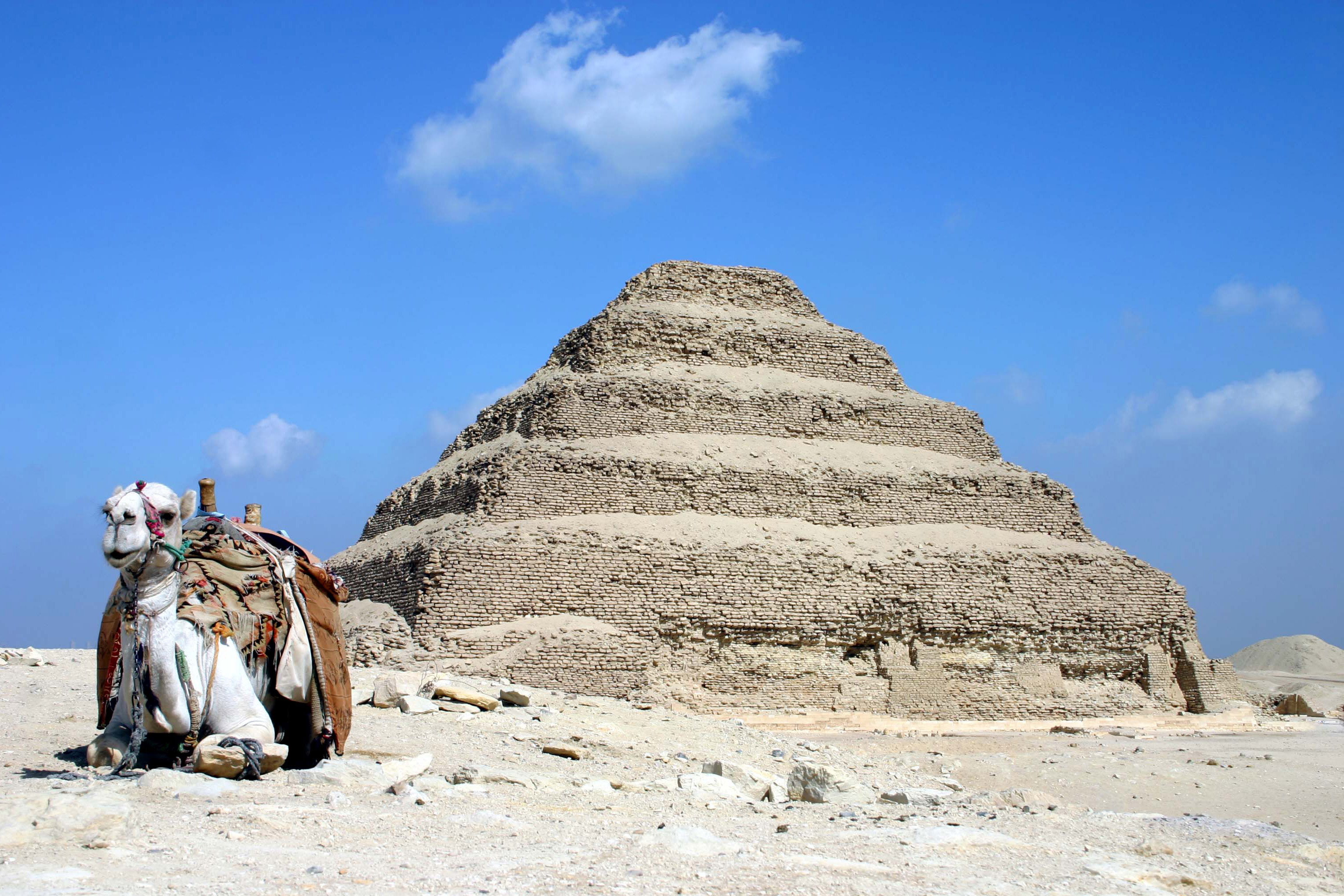 Egypt reopens Djoser pyramid after 14 years