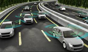 Connected driverless cars can improve traffic flow by 35%