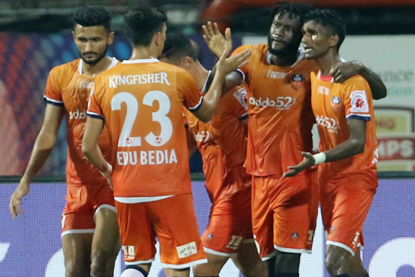 ISL: Injury-time goal sees Goa rescue a point in Kerala