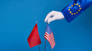 EU leaders issue trade war warning to US, China