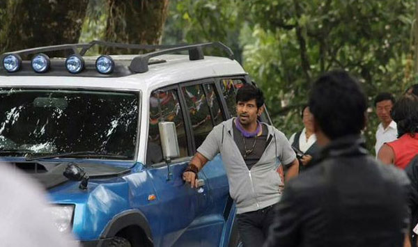 Action in southern cinema gets international touch