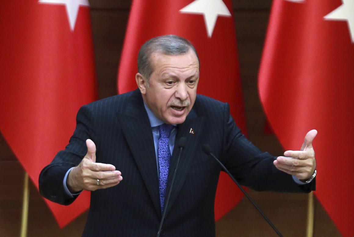 Erdogan says wont allow US to delay Syria safe zone