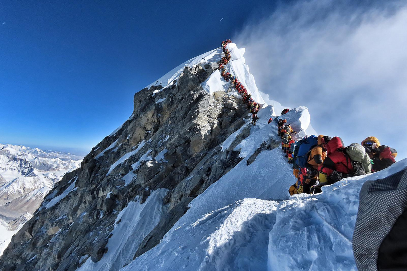 Congestion didnt kill climbers on Everest: Nepal