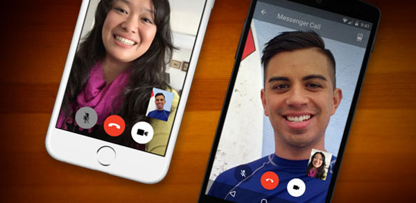 Facebook Messenger launches free VOIP video calls