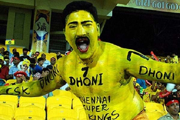 Dhoni fans ensure CSK has support in away ties: Bravo