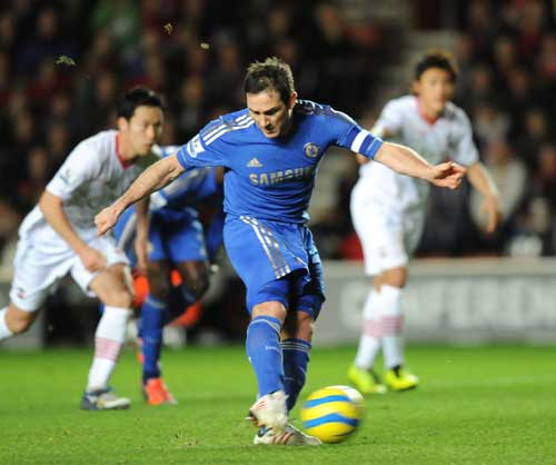 Manchester United eye Lampard