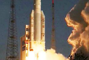 Indias first military satellite launched successfully