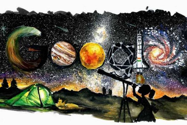 Google inspires kids to explore space on Childrens Day