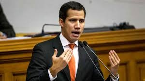 Venezuela's Opposition leader Guaido Seeks to Restore Ties with Israel