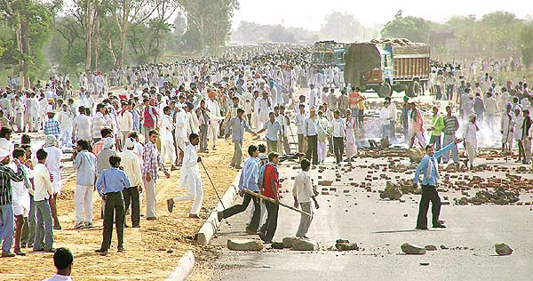 The Gujjar strike should not be a mere ritual