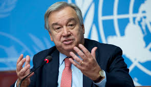 UN chief spoke with India, Pak officials on rising tensions