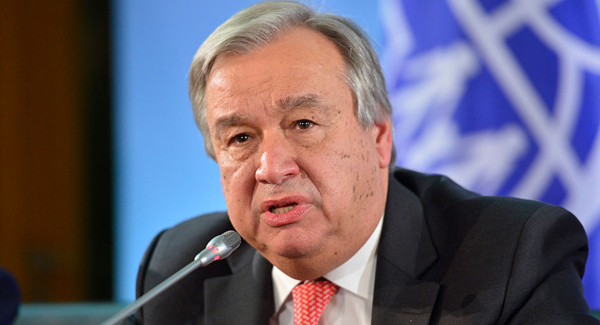 India, Pak must resolve Kashmir via bilateral talks: UN Chief