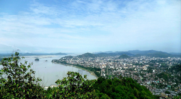 Guwahati: Two decades ago and now