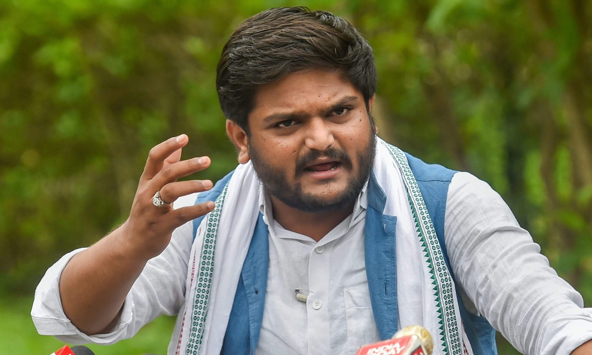 Ahmedabad court frames sedition charges against Hardik