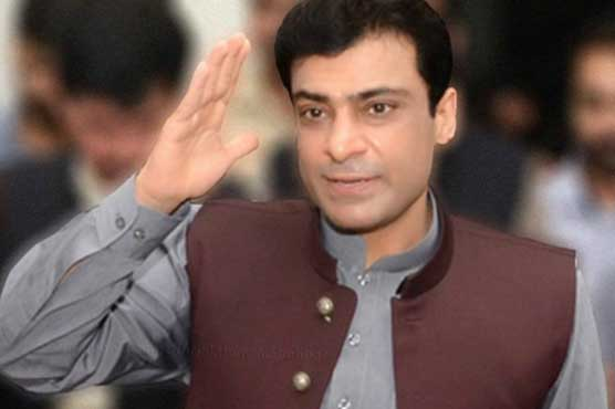Hamza Shehbaz arrested by NAB officials in Lahore court