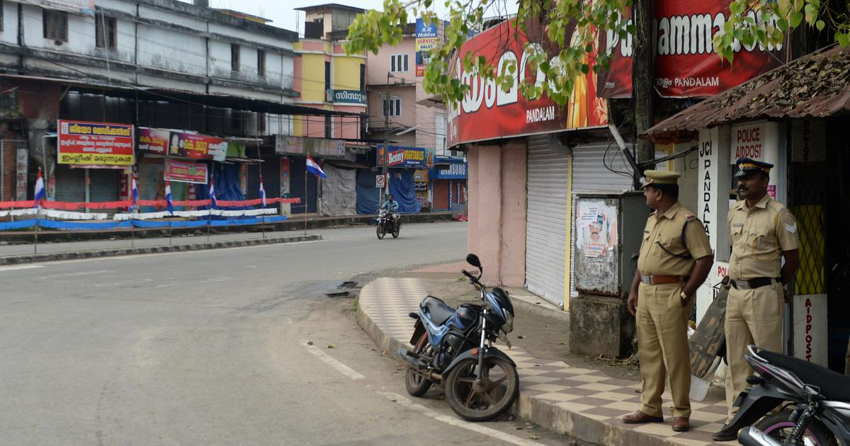 Hartal over Sabarimala issue begins in Kerala
