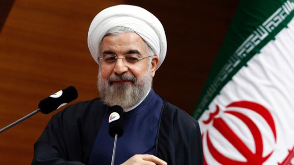 Nuclear deal within reach: Iranian president