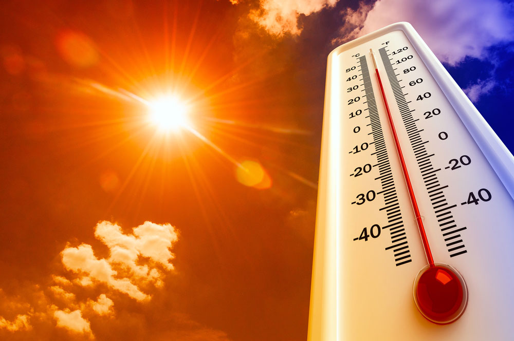 IMD issues heat warning for six districts of Kerala