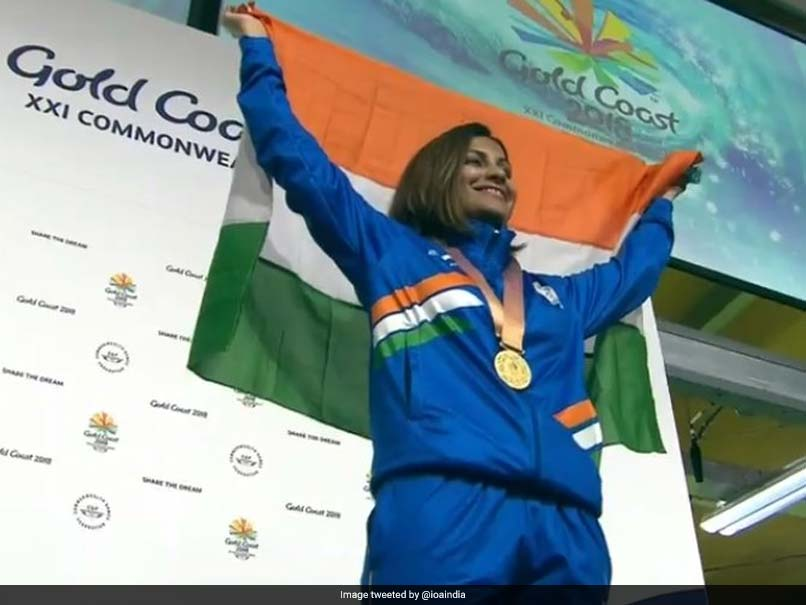 Heena Sidhu breaks Commonwealth Games record to win 25m pistol gold