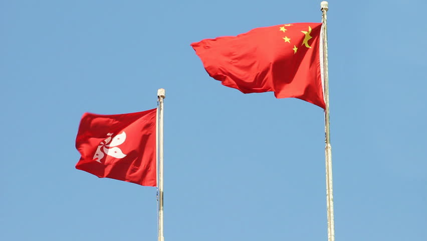 Hong Kongs legislature takes up China national anthem