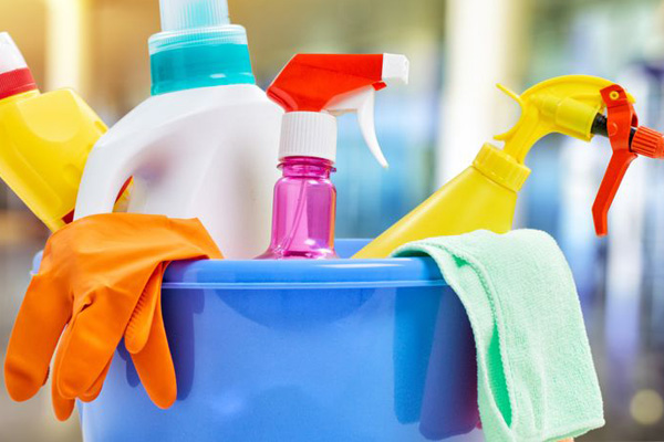 How common household cleaners could make kids overweight