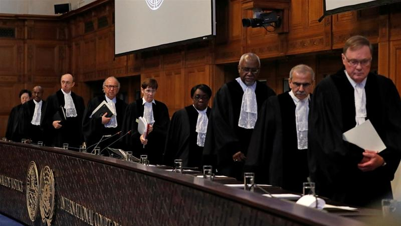 Pak violated Vienna Convention over access to Jadhav: ICJ chief to UN