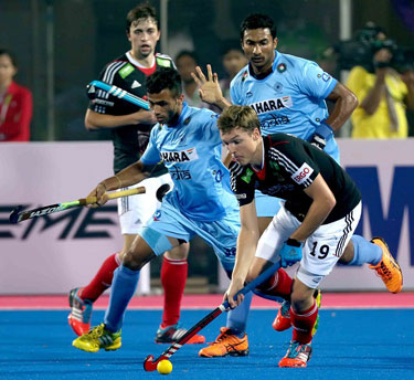 India lose 0-1 to Germany in Champions Trophy