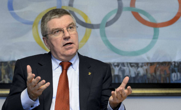 IOC rules out blanket ban on Russia from Rio Games