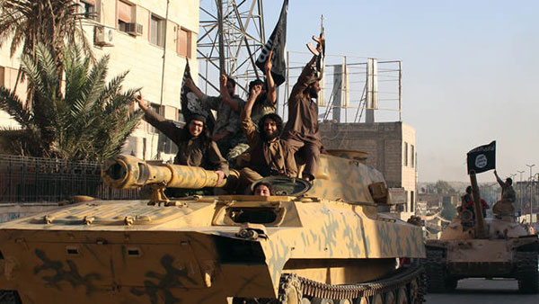 IS kidnaps 56 Christians in Syria