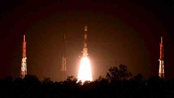 ISRO launches five British satellites in copy book style