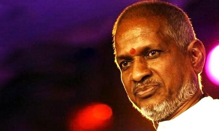 Ilayaraja nominated for Nishagandi Puraskaram