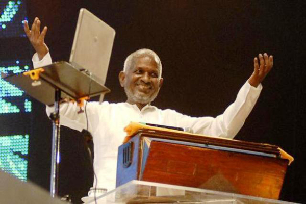 Ilaiyaraja firm against performing his songs without authorization
