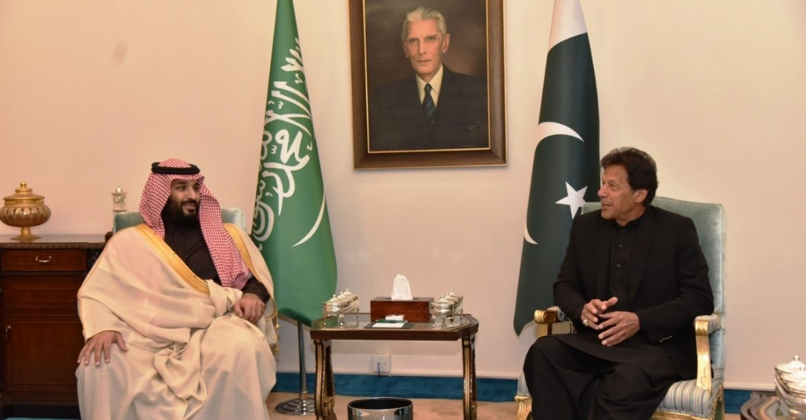 Imran Khan likely to visit Saudi, Iran to defuse Middle East tensions