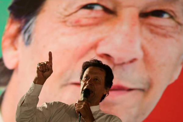 After taking over reins in Pakistan, Imran may not remain armys poodle