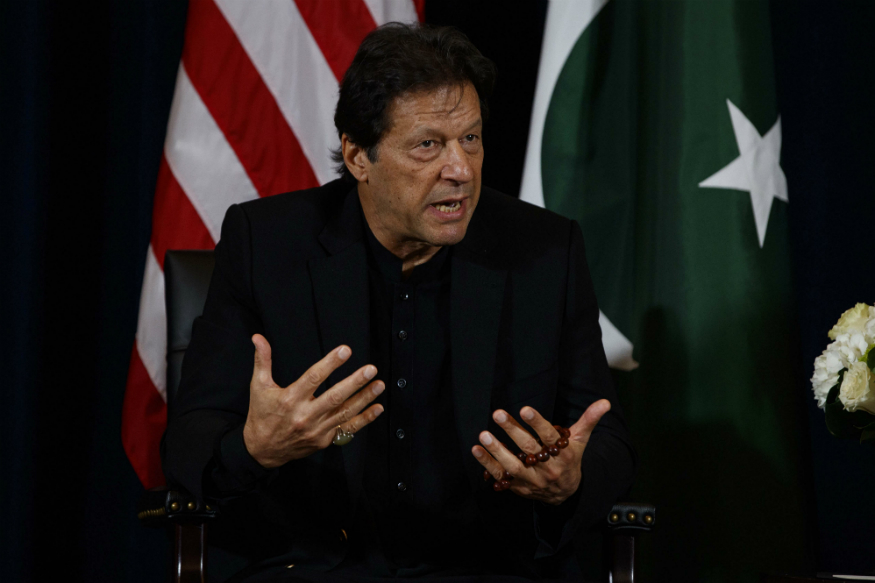 Joining US War On Terror After 9/11 One Of Biggest Blunders: Imran Khan