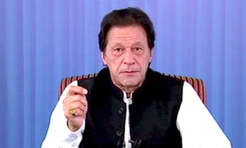 Imran Khan: better chance of peace if BJP wins general elections