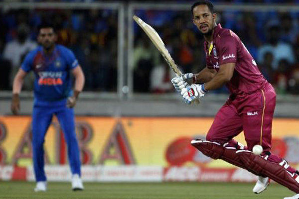 Ind-WI 2nd T20I: Windies level series with comprehensive win