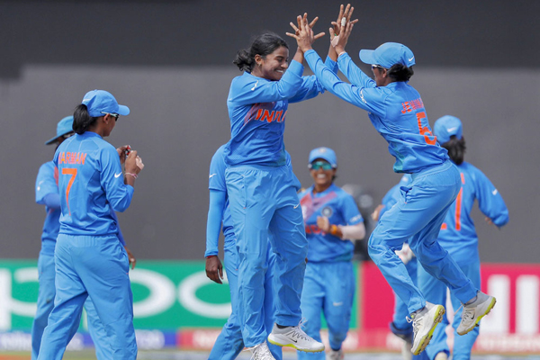 Pakistan score 133 for 7 against India in ICC Womens World T20