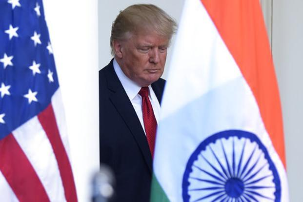 India-US ties promoted in sustained manner by Trump: Report
