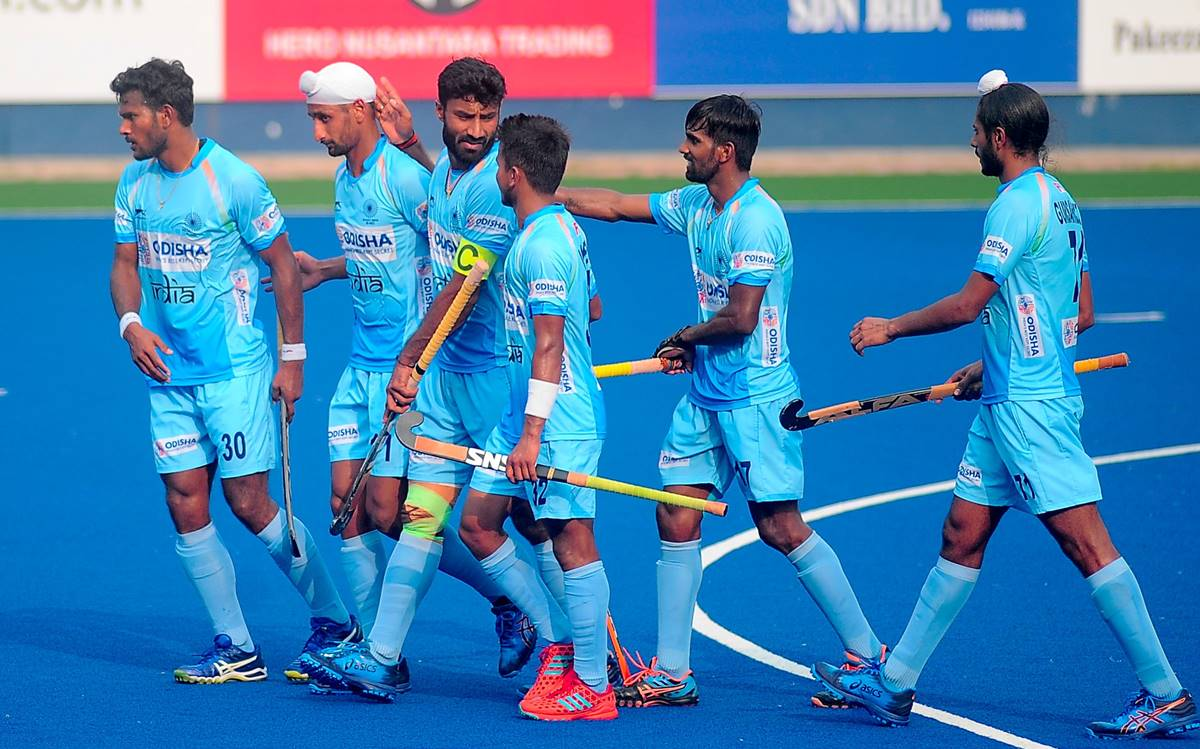 India mauls Poland 10-0 in Azlan Shah Cup