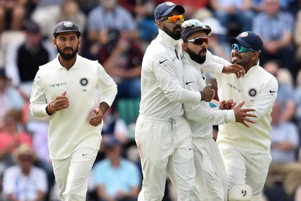 India dominate day 1 of 4th Test vs England