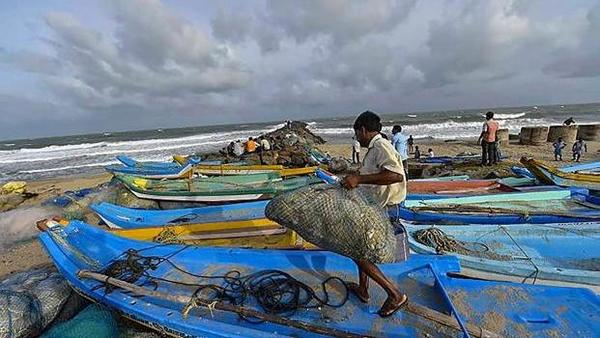 Depression over Indian Ocean intensifies, likely to become cyclone