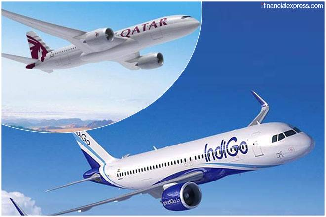 IndiGo, Qatar Airways enter into codeshare agreement