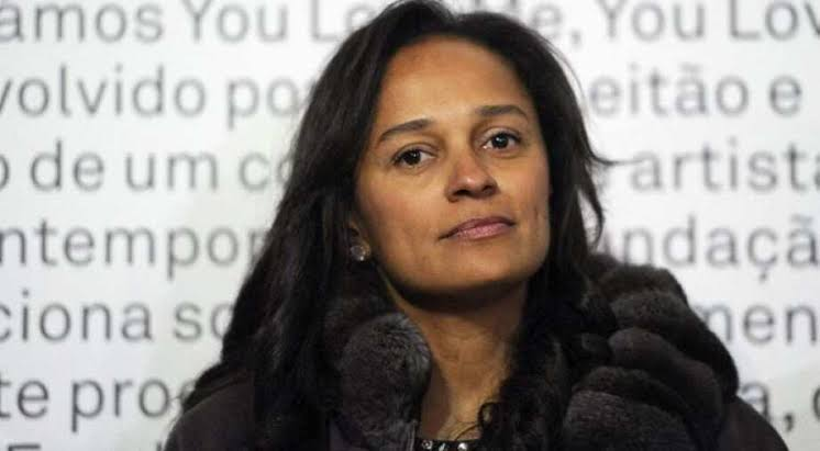Angolas ex first daughter Isabel dos Santos charged with fraud